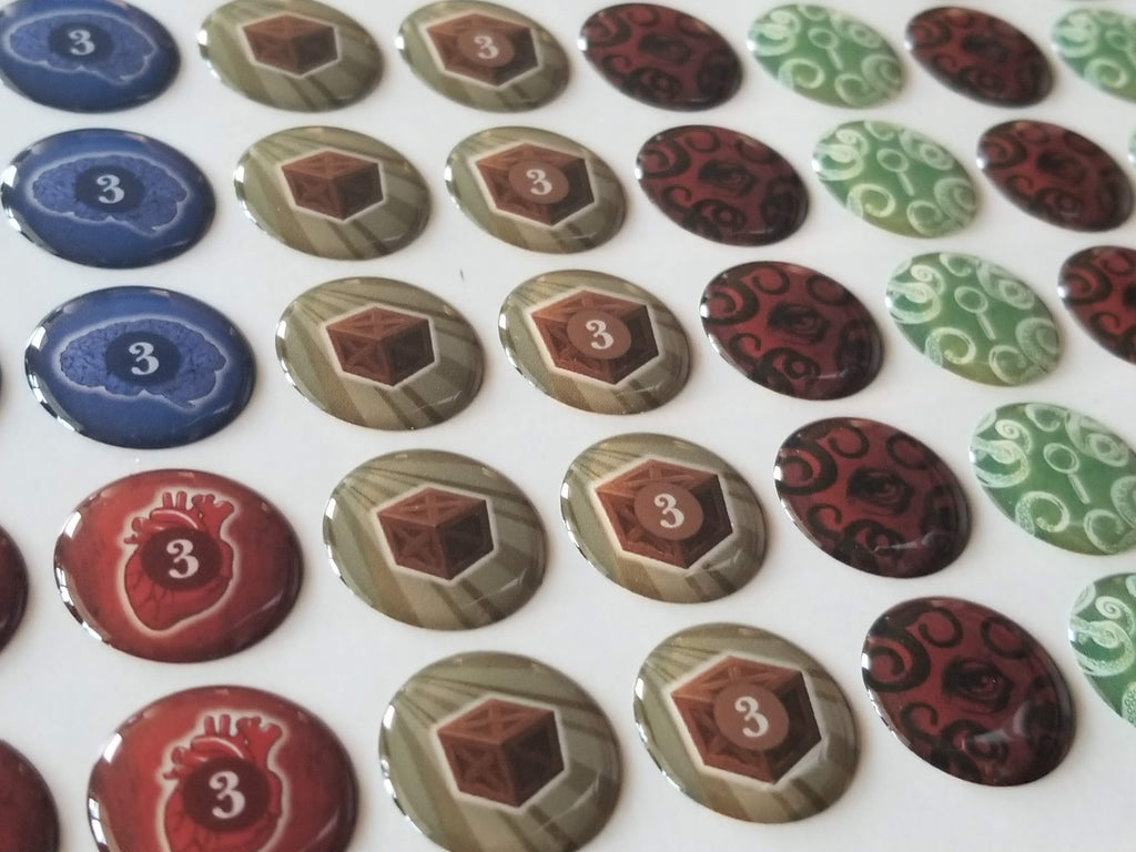 Arkham Horror: The Card Game Tokens