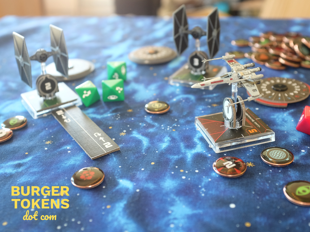 Upgrade #2: X-Wing Miniatures Game 2.0 Tokens