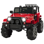12V Jeep Powerwheels W/ Remote Control