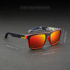 Image of Polarized Mirror Sunglass Multiple Colors