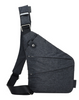 Image of 2nd One Multi Pocket Messenger Bag - Pure Rebel Club