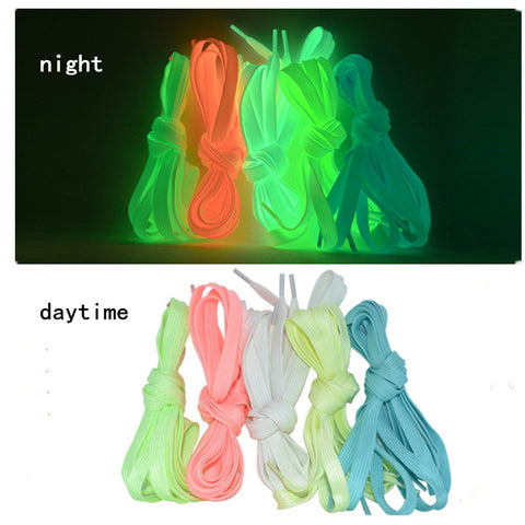 Luminous Glow Shoelaces - Pure Rebel Club