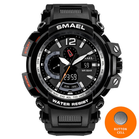 Military Watch Waterproof 50M Shock Resitant - Pure Rebel Club
