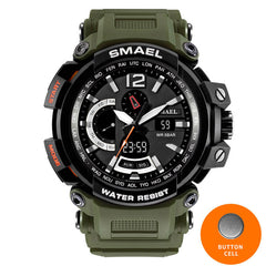 Military Watch Waterproof 50M Shock Resitant