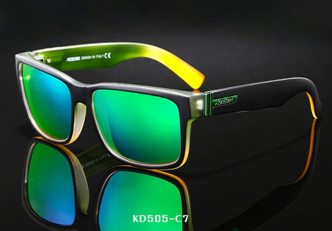 Green Polarized Sunglasses Promo