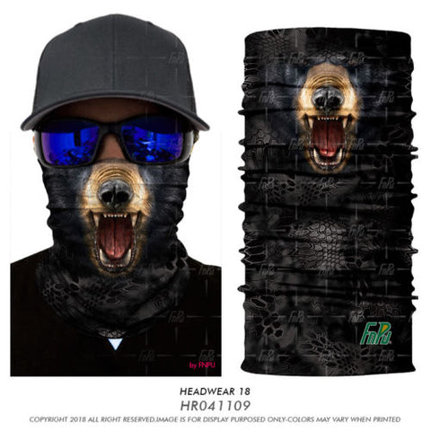 3D Animal Face Mask Balaclava