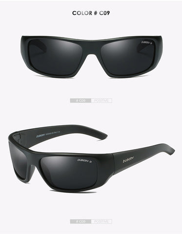 Polarized Sunglasses For Men - Pure Rebel Club