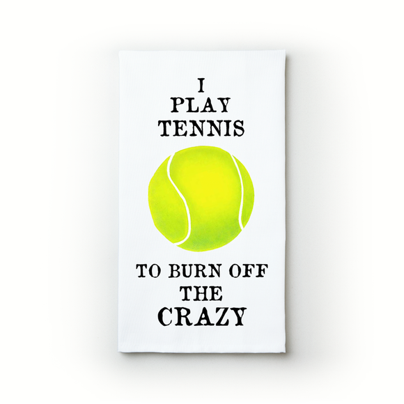 Why I Play Tennis
