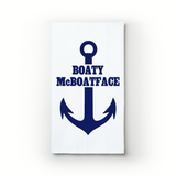 Your Boat Here - Teatowels.ca