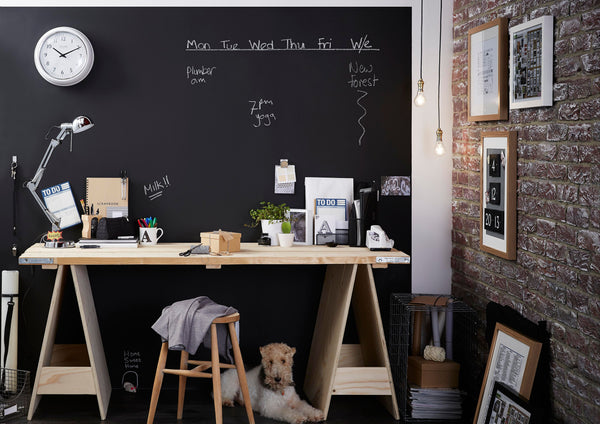 A Different Look A Day - 40+ Unique Homes with Chalkboard Walls