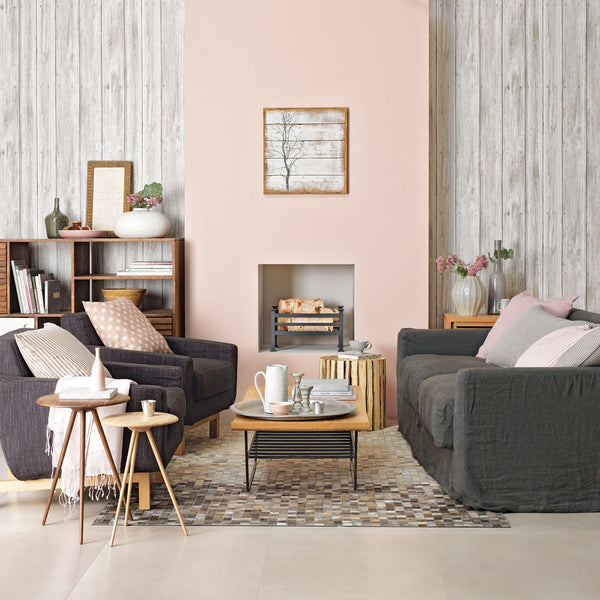 Hello Spring - 13 Interiors with Soft Pastel Colours
