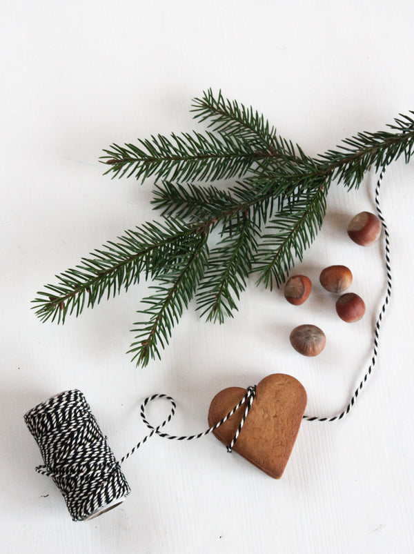 Scandi Style - Simple and Natural Christmas Decor
