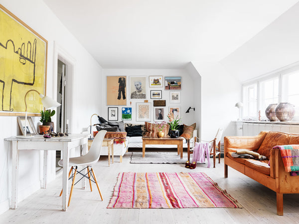 Still Stylish - 19 Oriental Rugs Looking Flawless in Modern Settings