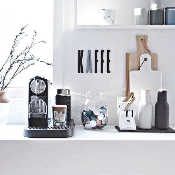 Coffee Time - 11 Essential Coffee Machines for A Beautiful Kitchen