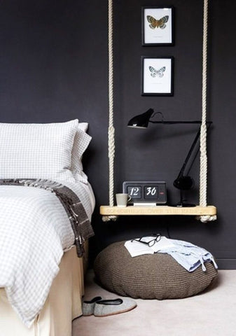 Bedroom Makeover 12 Diy Bedside Table Ideas Riamist Collections