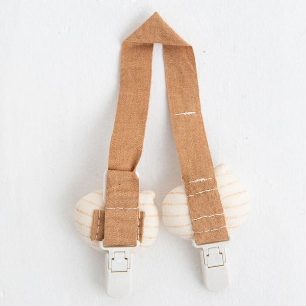 Pompkins Organic Cotton Double Clips