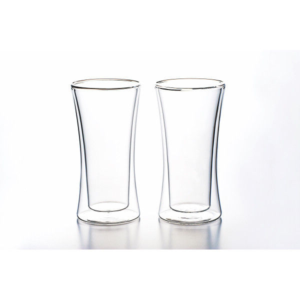 Werner Meister Double-Glass Highball Tumbler Set
