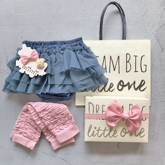 Mimi Tulle Skirt Set