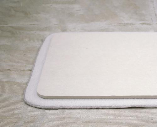 Microfibre Pad for Diatomaceous Earth Bath Mat