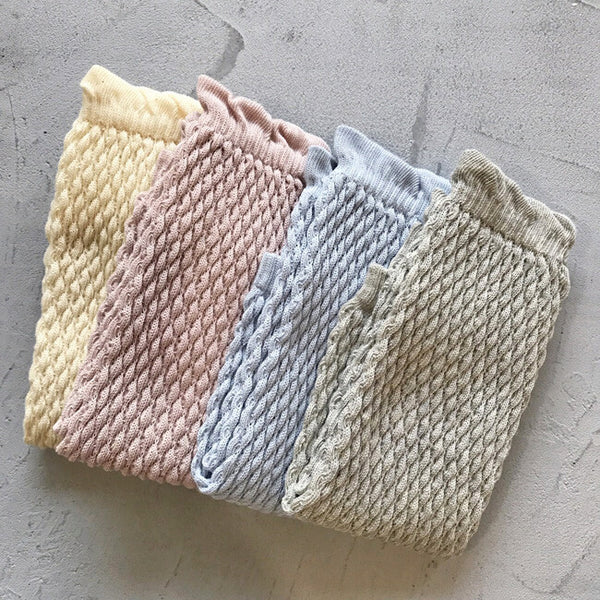Organic Cotton Leg Warmers