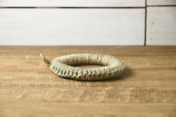 Straw Pot Rest