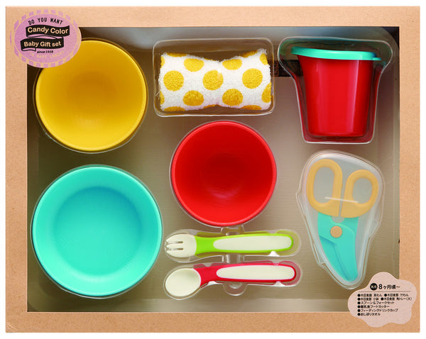 Skater Baby's First Food Starter Set