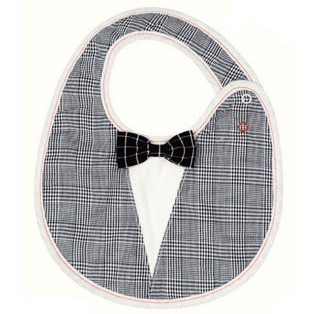 Cocowalk Dress Up Bow Tie Bib