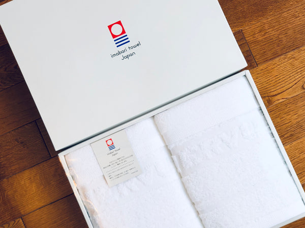 Resort Imabari Towels Set