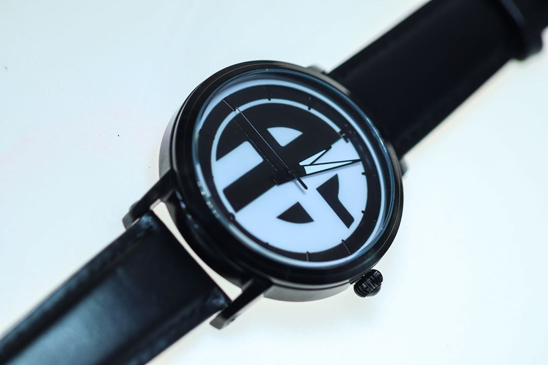 AG Conscious watch with  black band