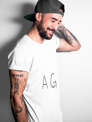 AG Attitude Mens short sleeve t-shirt
