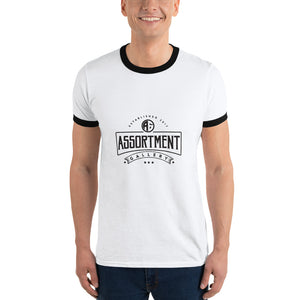 AG Original Short Lightweight Ringer Tee