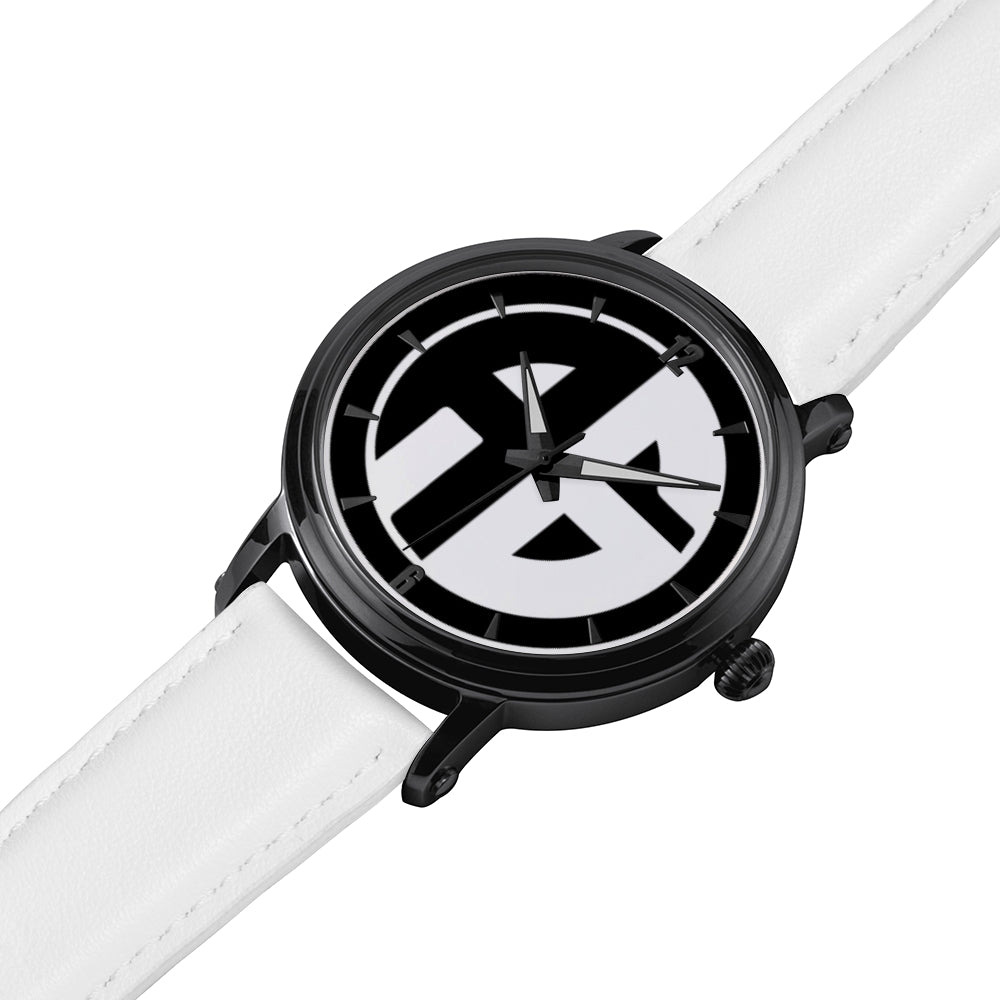 AG Conscious Classic Watch White Band