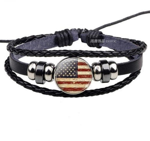 Open image in slideshow, National Flags Bracelets