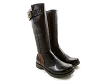 Jafa Mid 2060 (Black w/ Brown)