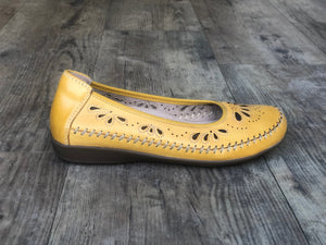 Earth Alder Azza (Yellow)