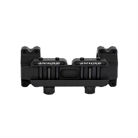 ZRO Delta DLOC-BA Low Profile 30mm Scope Mount