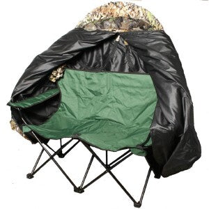Buffalo River Two Seat Hunting Blind