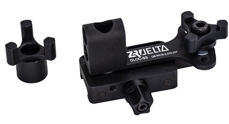 ZRO Delta DLOC-SS Mounting System Kit for Harris-S style bipod
