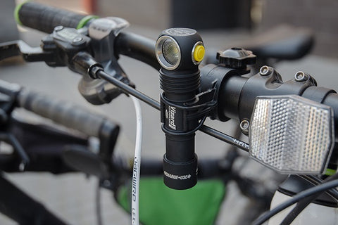 Armytek Bicycle Torch Mount