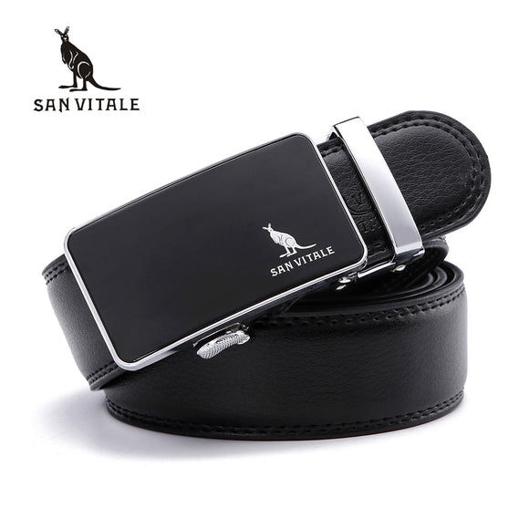 Men's Belt (Removable Trimmer Buckle)
