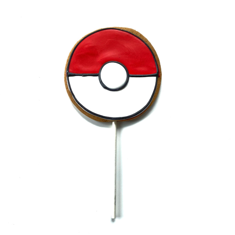 Pokéball Cookie