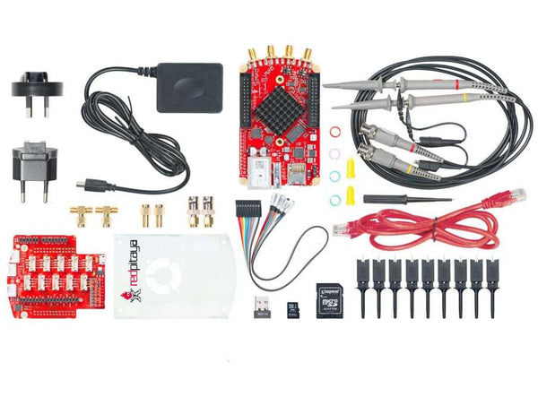 Red Pitaya - ARM based Multi Instrument STEMLab 125-10 EDU - Programmable