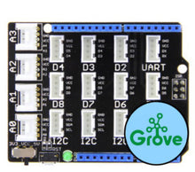 Load image into Gallery viewer, Grove base Shield for Arduino V2