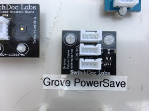GrovePowerSave - Control Grove Device Power with your Computer - Perfect for Solar Power