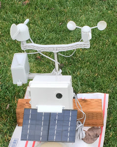 OurWeather Solar Power Extender Kit