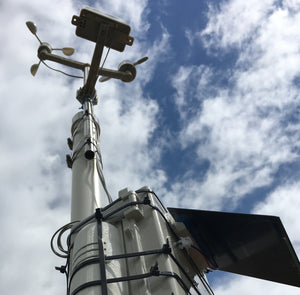 Solar WXLink - Wireless Data Link designed for the WeatherRack and the WeatherBoard