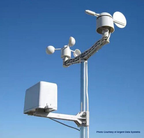 WeatherRack - Anemometer/Wind /Rain for WeatherPiArduino/WeatherPlus/Raspberry Pi/Arduino