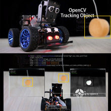 Load image into Gallery viewer, PiCar-B Raspberry Pi Based Robot for Robotics Experimentation