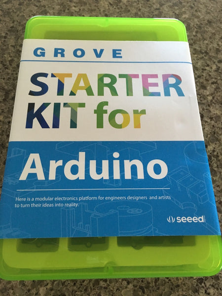 Grove for Arduino - Starter Kit V3