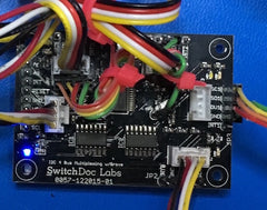 I2C 4 Channel Mux Extender / Expander Board Grove/Pin Headers   for Arduino and Raspberry Pi